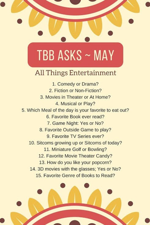 May TBB Asks Questions