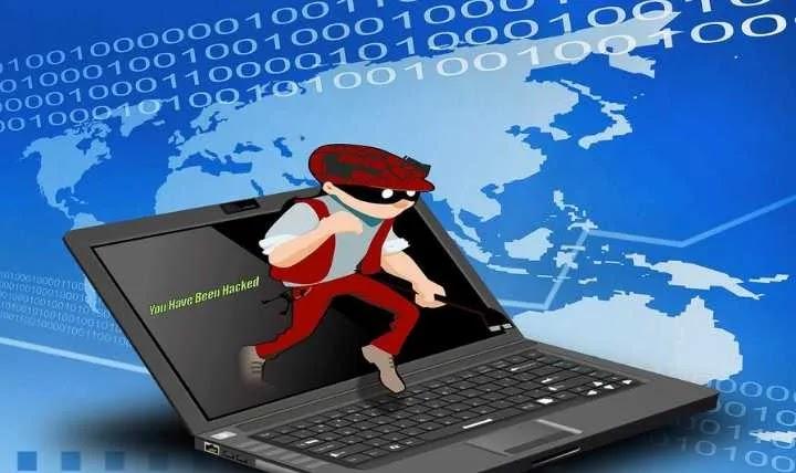 ديدان الكمبيوتر تسرق البيانات