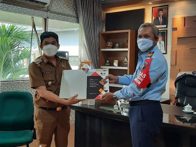 Agar Warga Tak Bikin Paspor di Tanah Bumbu Akan Dibangun UPT Imigrasi di Kotabaru