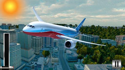 American Airplane Free Flight: Simulator Game 2019 1.0 screenshots 2