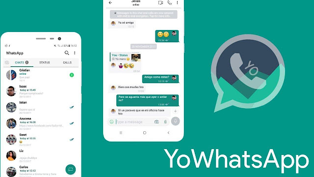 (YoWA) YoWhatsApp Apk Download v8.51 Official Version For Android (Yousef)