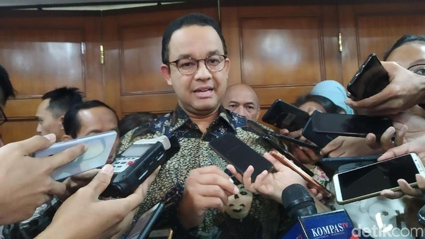Jakarta Banjir, Ini 9 Poin Arahan Gubernur Anies Baswedan