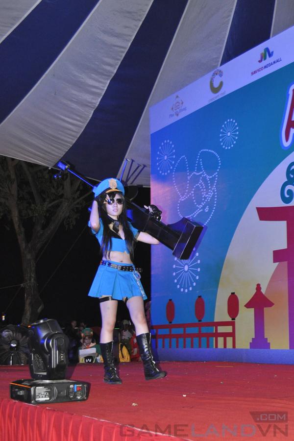 Cosplay Liên Minh Huyền Thoại tràn ngập Aki Matsuri 40