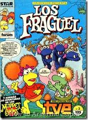 Los Fraguel #3 - página 1