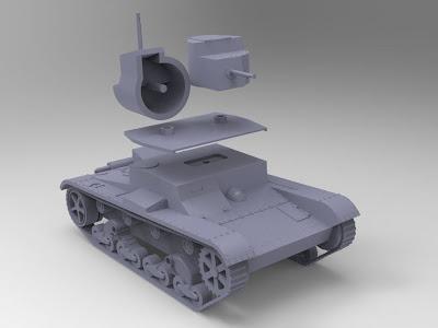 99GEV005 T-26A parts