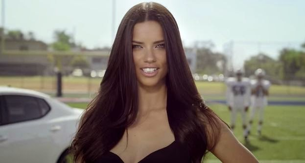Adriana Lima Football vs. Futbol — FIFA World Cup Official Kia Commercial