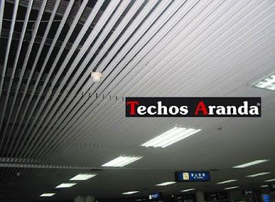 Imagenes de montadores techos Madrid