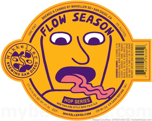 Mikkeller San Diego Flow Season Coming To Hop Series