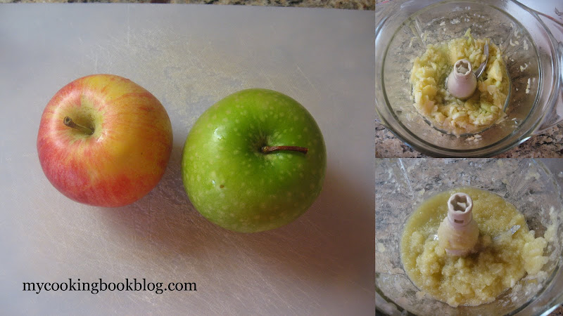 Как се прави пюре от дюли, ябълки или тиква