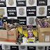 Suspeito é detido vendendo fogos de artifício irregularmente pela internet