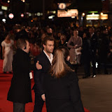 OIC - ENTSIMAGES.COM - Douglas Booth at the  Pride and Prejudice and Zombies - European film premiere in London 1st February 2016 Photo Mobis Photos/OIC 0203 174 1069
