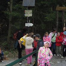 Výlet Macocha 2012