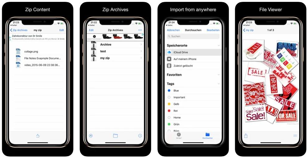 Zip Viewer - Unzip and Archive