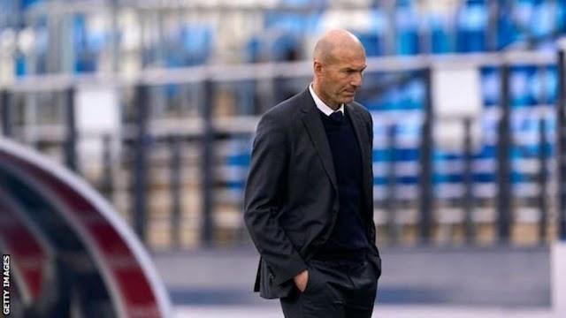 Zinedine Zidane left Real Madrid because club 'no longer had faith' in him
