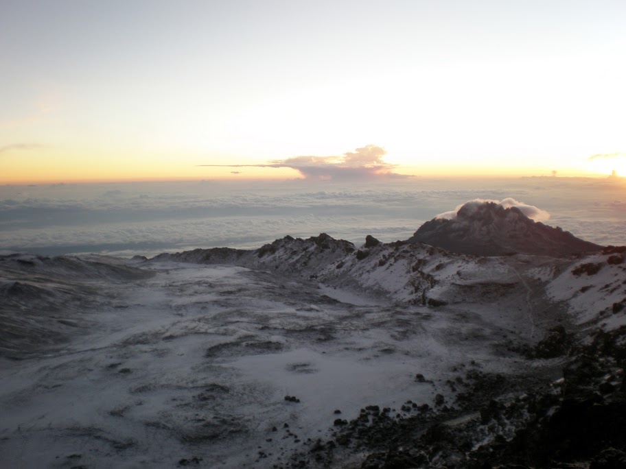 Kilimanjaro - Day 6 - Summit Day!