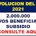 Ingreso solidario y devolución del IVA se mantendrán en 2021