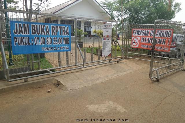 RPTRA Kembangan Gajah Tunggal