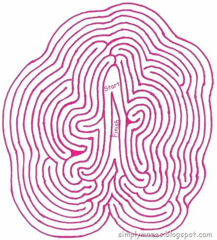 Maze Number 83: The Little Elf