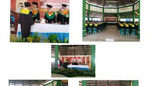 204 Mahasiswa STISIP MB Hari Ini Mendapatkan Gelar Sarjana