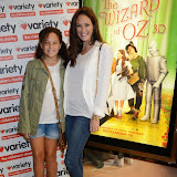 WWW.ENTSIMAGES.COM -  Claire Merry   at     The Wizard of Oz in IMAX 3D - charity film screening at The Empire Cinema London September 14th 2014Chairty film screening of classic film in aid of children's charity Variety.                                                 Photo Mobis Photos/OIC 0203 174 1069