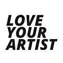 LYA Scanner - Love Your Artist Ticketscanner icon
