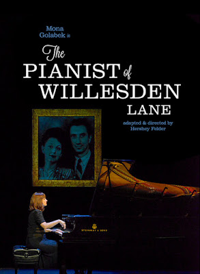 The Pianist of Willesden Lane Based on the book The Children of Willesden Lane by Mona Golabek and Lee Cohen Adapted and directed by Hershey Felder Photo ©mellopix.com April 2 - May 1, 2016