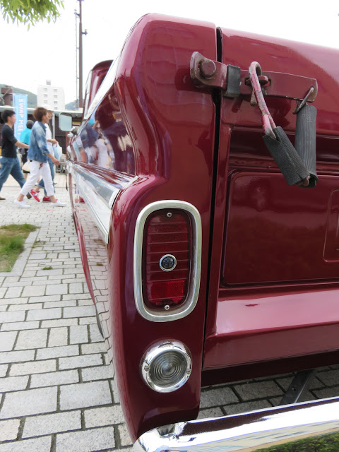 シボレーピックアップトラック-5