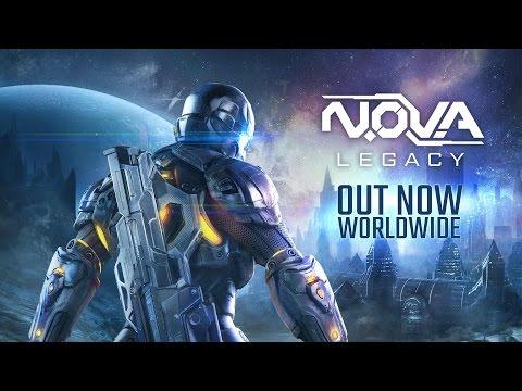 N.O.V.A Legacy 1.2.1 Gameloft APK Free Download + Money MOD