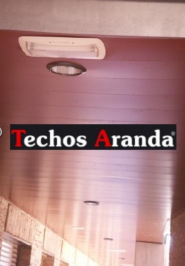 Precio economico montadores techos de aluminio Madrid