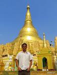 Shwedagon Paya, Yangon  [2013]