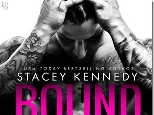 On My Radar: Bound Beneath His Pain (Dirty Little Secrets #1) by Stacey Kennedy + Book Trailer