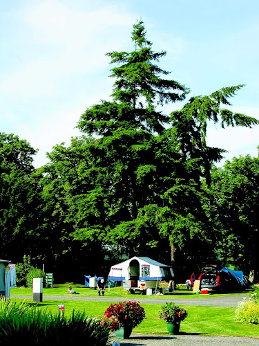 Dingwall Camping and Caravanning Club Site at Dingwall Camping and Caravanning Club Site