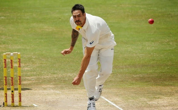 Mitchell Johnson fastest Ball against England in Ashes 2013