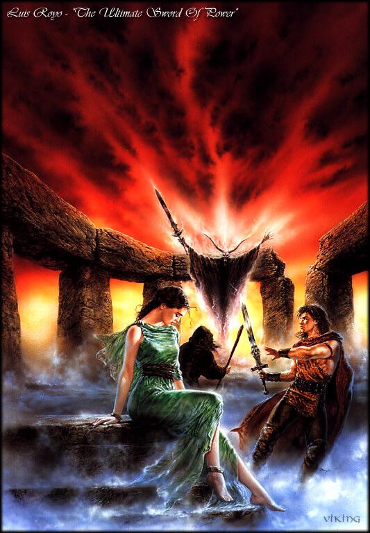 Theul, Sorceress 1