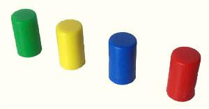 Κουμπιά για διακόπτες PCB