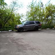 Toyota Sequoia Club - Максимальный размер колес.
