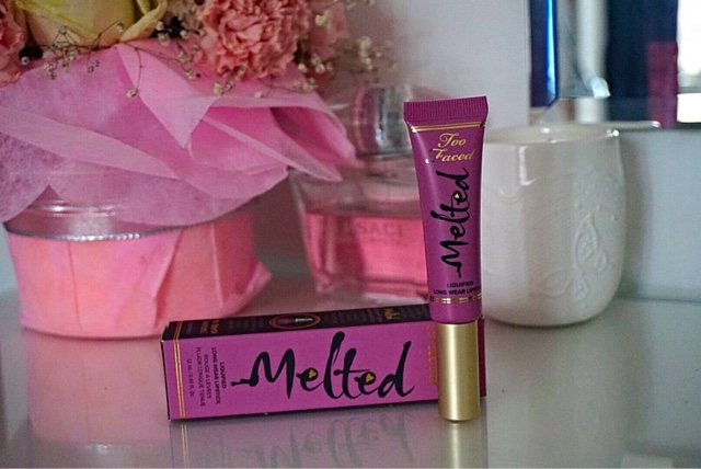 Beauty | Too Faced Melted Lipstick