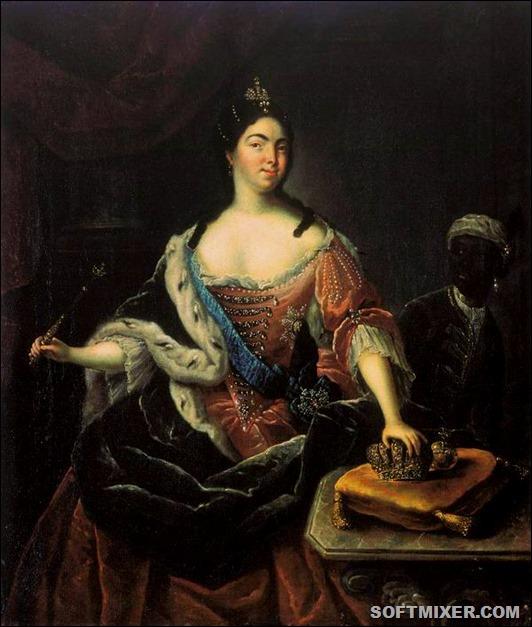 Екатерина Первая -4