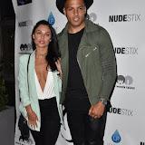 OIC - ENTSIMAGES.COM - Cally Jane Beech and Luis Morrison at the NUDESTIX - launch party celebrating the launch of a new lip line from the cosmetic brand  in London  2nd June  2016 Photo Mobis Photos/OIC 0203 174 1069