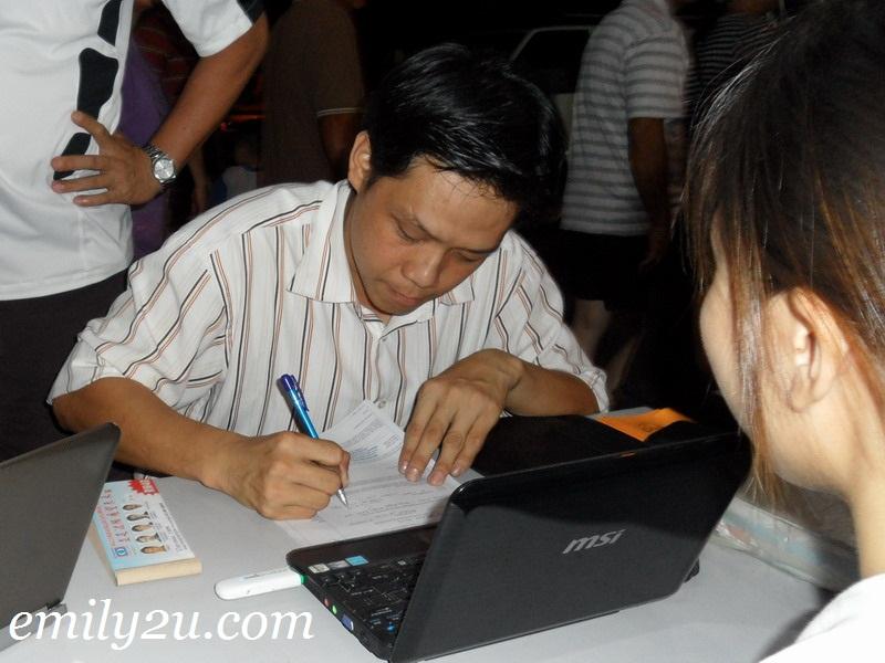 YB Chan Ming Kai ADUN Simpang Pulai