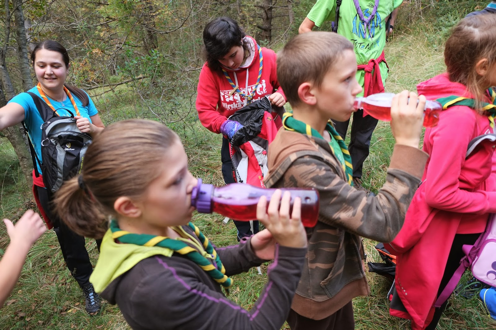 Pohod na Kozlek, Kozlek, 11.10.2014 - DSCF1083.JPG