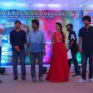 Meeku Meere Maku Meme Team Hangama at St Joseph College Photos