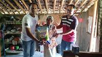 Polres Tegal Aktif Salurkan Bantuan Sembako Untuk Kaum Jompo