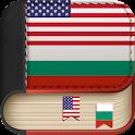 English to Bulgaria dictionary icon