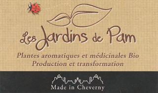 Les Jardins de Pam à Cheverny