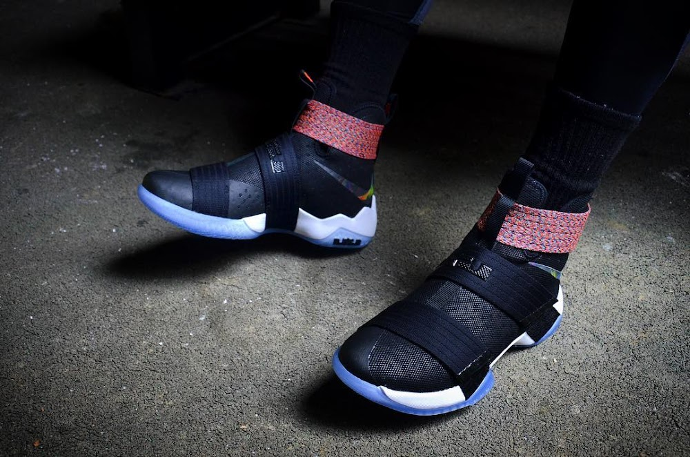 pretty nice 9cc41 63b41 ... coupon code for nike lebron soldier 10 onfoot beauty shots a6e0b 01a80