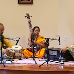 Dr. Subhadra Desai & company gave a wonderful concert.