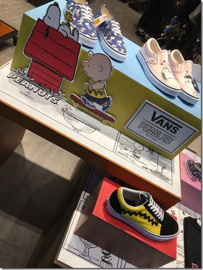 Vans X Peanuts: By Schulz