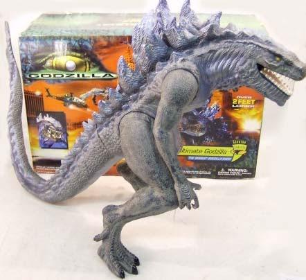 Godzilla 1998 Toys ~ NICE ARTICLE