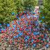 ballonnenwedstrijd afsluiting